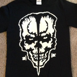 Doyle baby doll Skull shirt