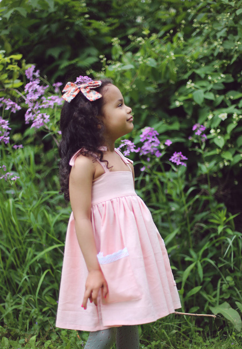 Petal Pocket Sundress