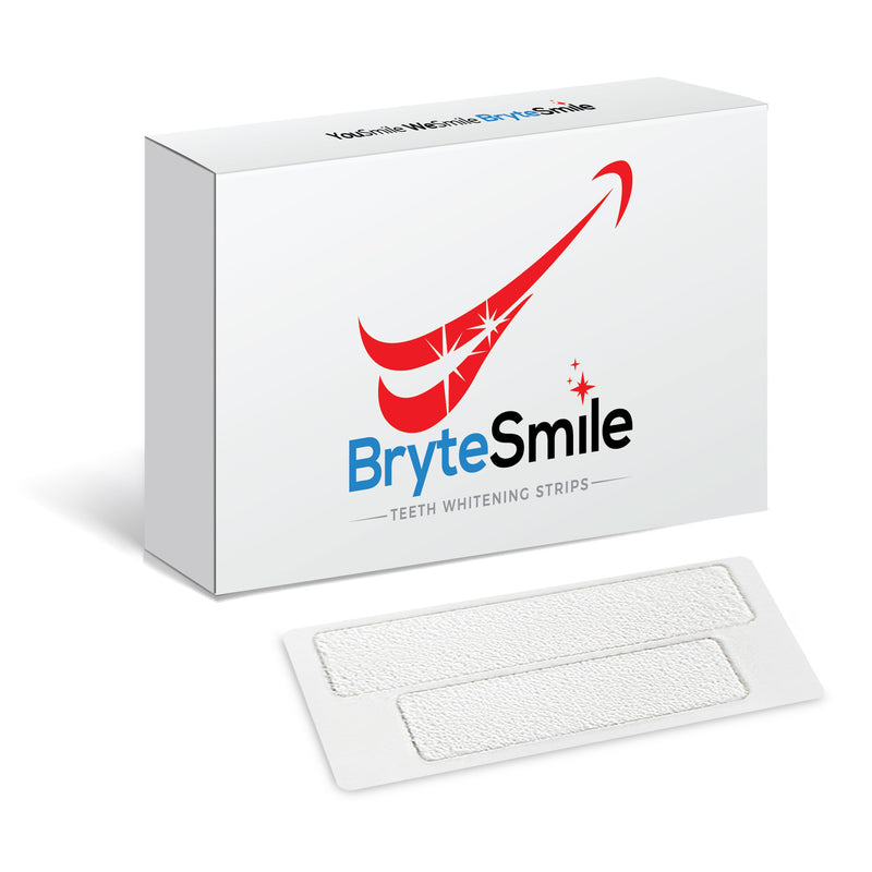 Brytte Smile kit the fastest way to get white teeth