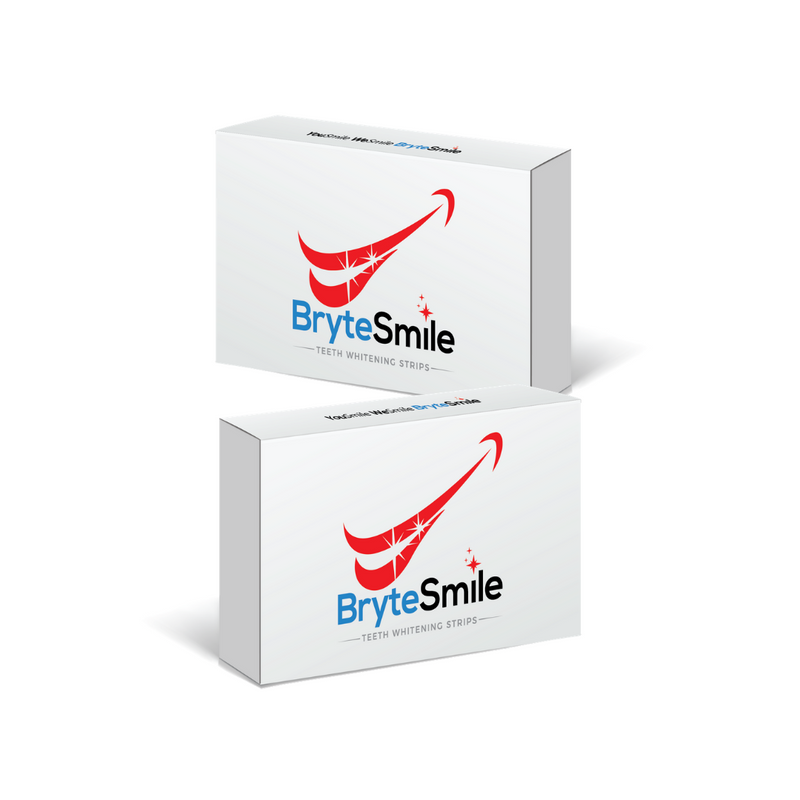 2 boxes of BryteSmile good for home teeth remedy
