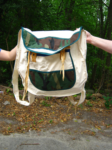Cree Canvas Pack Sack (G01)