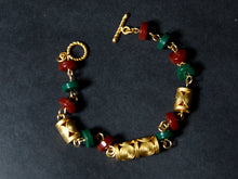 Pre-Colombian Earring & Bracelet Jewelry Set (G01)