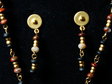 Pre-Colombian Earring, Necklace & Bracelet Jewelry Set (G03)