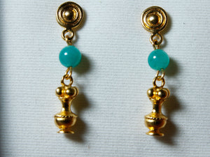 Pre-Colombian Jewelry Earrings (G01)