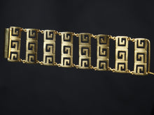 Pre-Colombian Gold Spiral Cuff (G04)