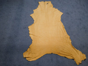 Commercial Brain-Tanned Elk Leather (1302-20-G09)
