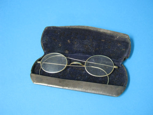 Antique Steampunk Glasses (1307-G01)