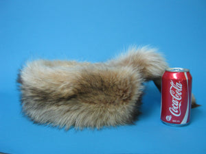 Dyed Davy Crockett Hat (343-30-G01)