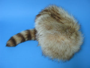 Dyed Davy Crockett Hat (G02)