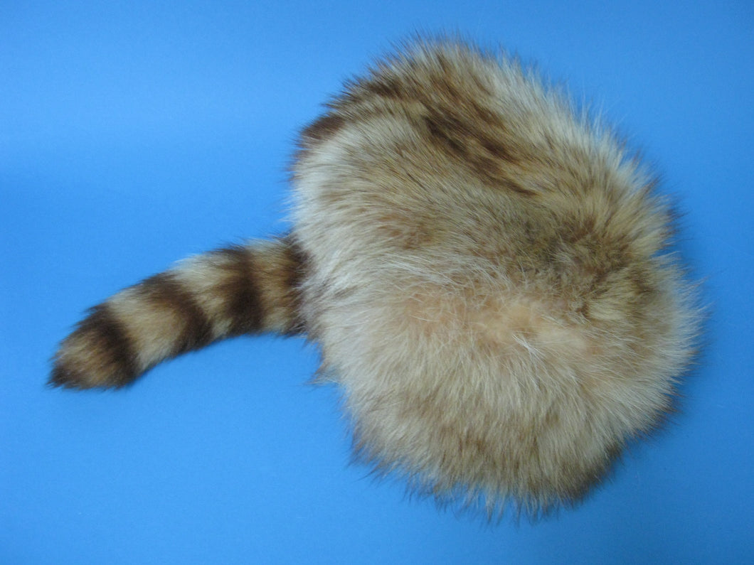 Dyed Davy Crockett Hat (343-30-G02)