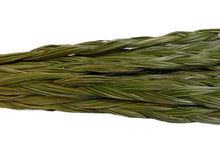 10 Native Canadian Sweetgrass Braids (63-03-xxx)
