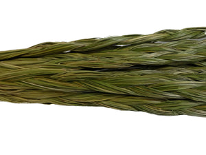 10 Native Canadian Sweetgrass Braids (63-03-2434)