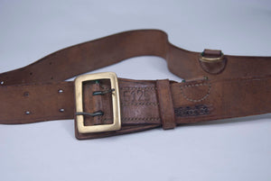 Leather Belt (1330-10-G1372)