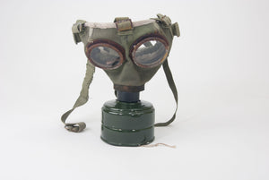 Gas Mask with a Bag (G1279)