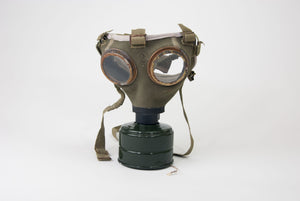 Gas Mask with a Bag (G1276)
