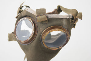 Gas Mask with a Bag (G1274)