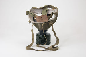 Gas Mask with a Bag (G1292)