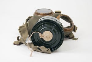 Gas Mask with a Bag (1186-10-G1293)