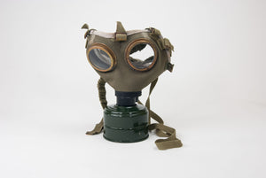 Gas Mask with a Bag (G1259)