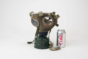 Gas Mask with a Bag (1186-10-G1294)