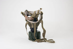 Gas Mask with a Bag (1186-10-G1296)