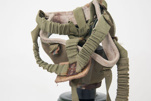 Gas Mask with a Bag (G1297)