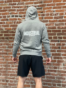 IS ICON HOODY - GREY
