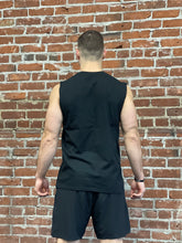 IS CLASSIC MUSCLE TEE - BLACK