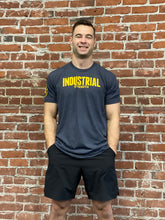 INDUSTRIAL STRENGTH ICON TEE - VINTAGE NAVY