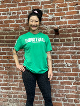 INDUSTRIAL STRENGTH ICON TEE - GREEN