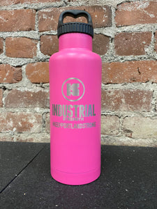 INDUSTRIAL STRENGTH ICON BOTTLE - PINK