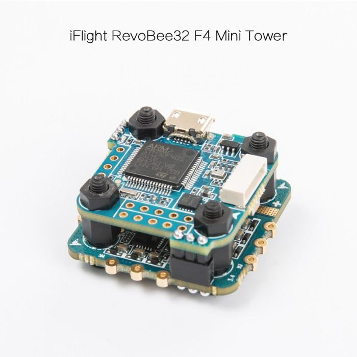 iFlight Mini Revobee32 F4 32K FPV Flight Tower System 18A ESC
