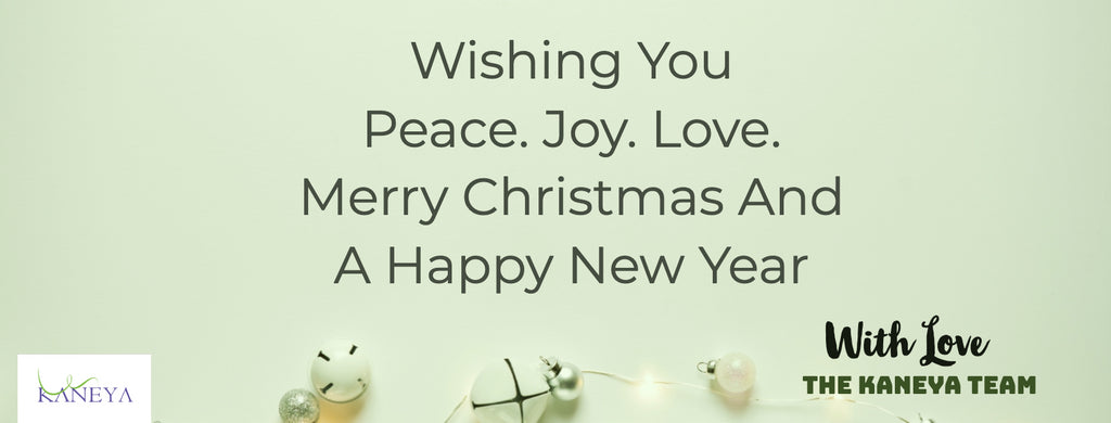 Merry Christmas and A Happy New Year - Dec 2019