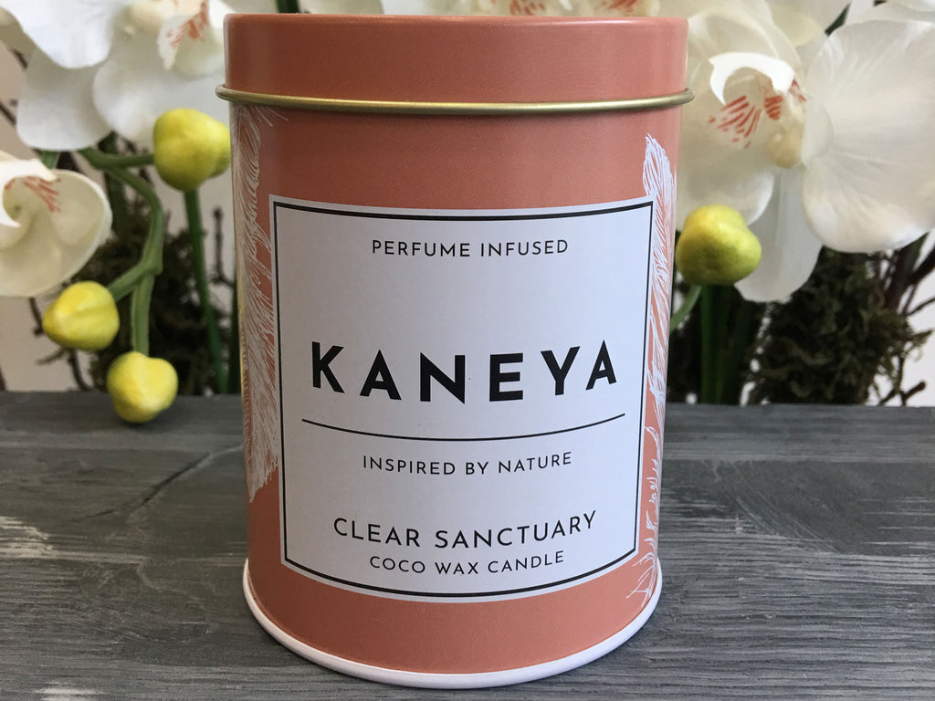 Tin Scented Candle
