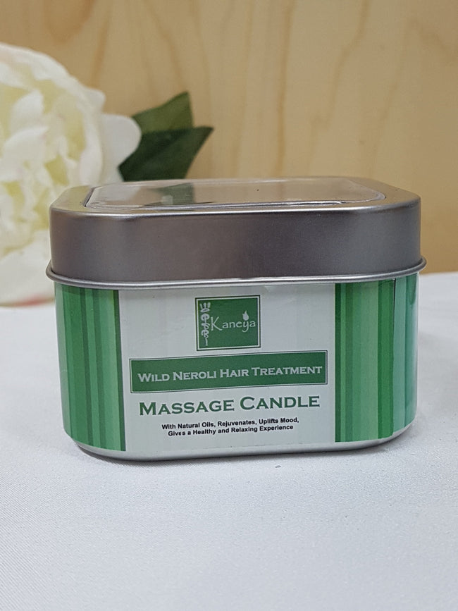 Wild Neroli Hair Treatment Massage Candle