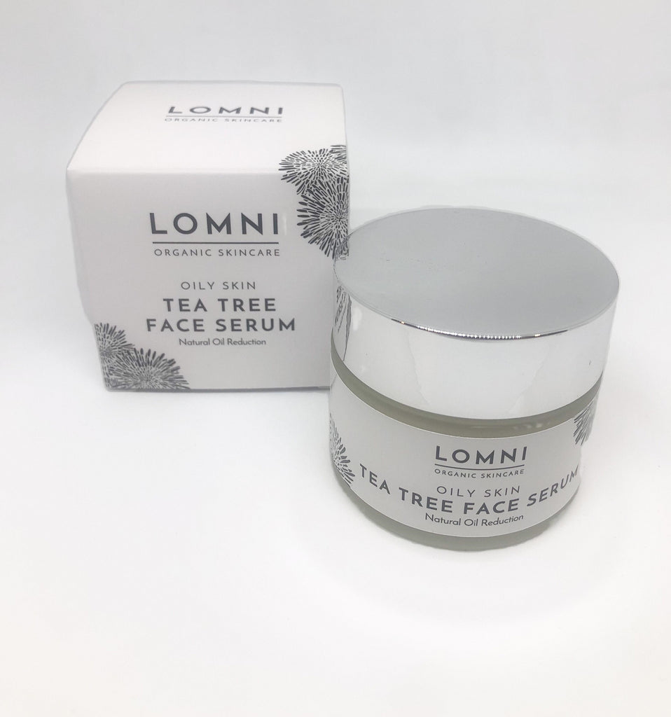 LOMNI Tea Tree Face Serum