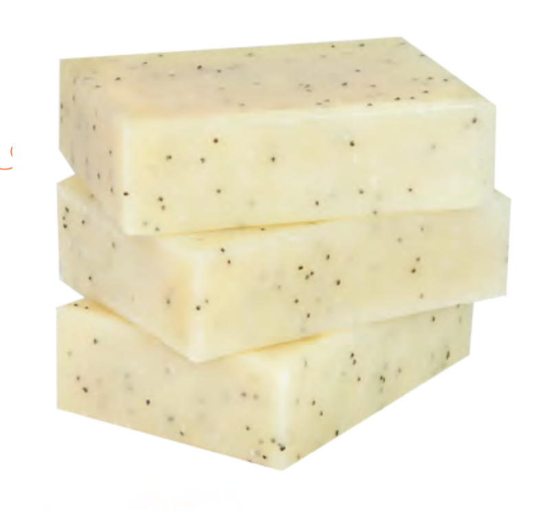 Alpine Pure Mint Grapefruit Handmade Soap