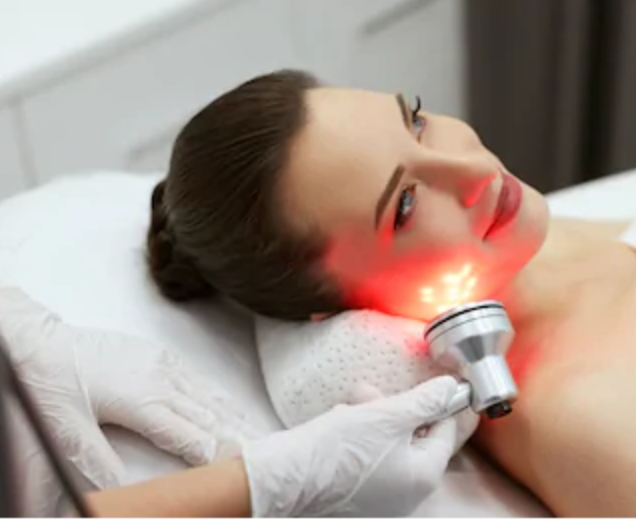 LED Treatment Facial