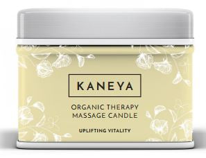 Uplifting Vitality Therapy Massage Candle