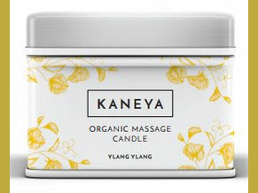 Ylang Ylang Therapy Massage Candle