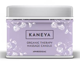 Aphrodisiac Therapy Massage Candle