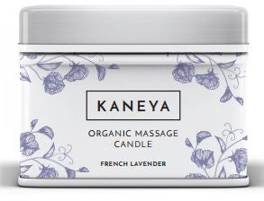 French Lavender Therapy Massage Candle