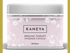 Sensual Therapy Massage Candle