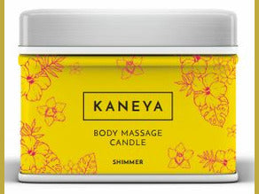 Shimmer Body Massage Candle