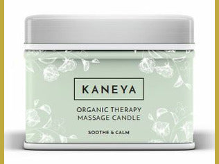 Soothe & Calm Therapy Massage Candle
