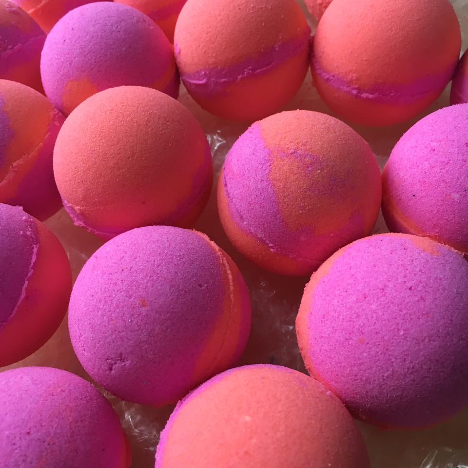 Candy Girl Bath Bomb