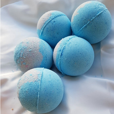 Orange Macaroons Bath Bomb