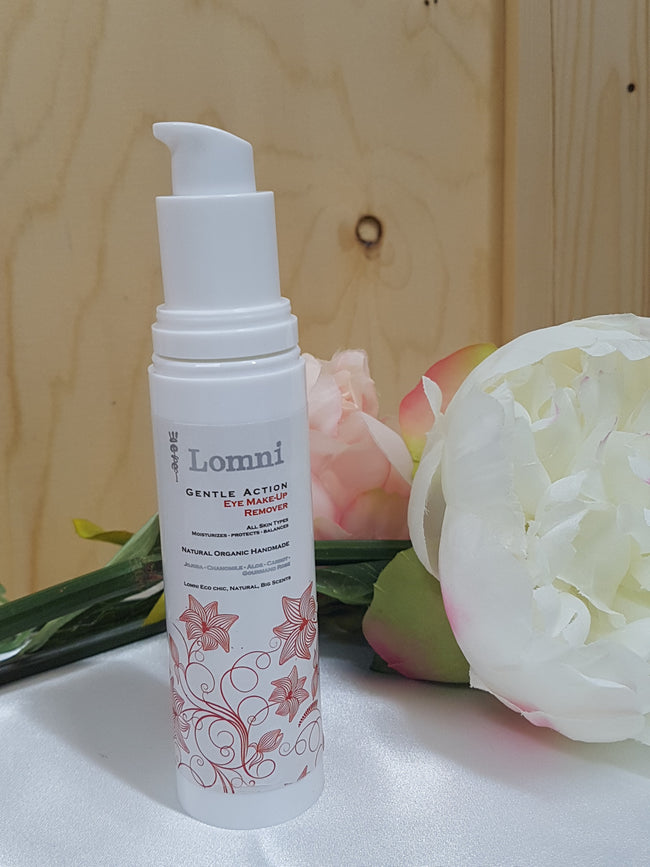 Lomni Gentle Action Eye Makeup Remover