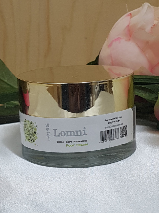 Lomni Highly Hydrating Foot Cream