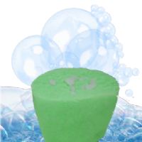 Frozen Magarita Bubble Melt